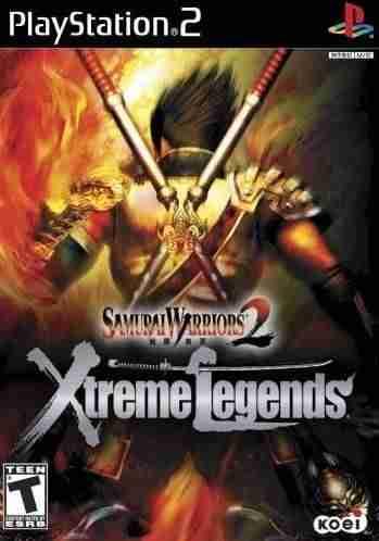 Descargar Samurai Warriors 2 Xtreme Legends [English] [DVD9] por Torrent